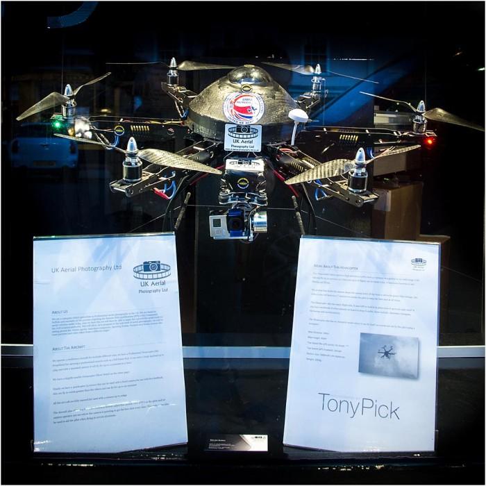 Go Pro Hexacopter
